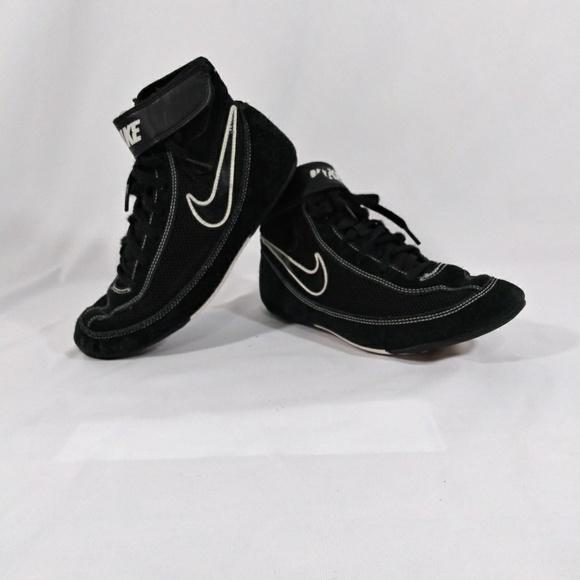 7716bf4fecaee Nike Kids' Speed Sweep VII Wrestling Shoes Sz 5Y